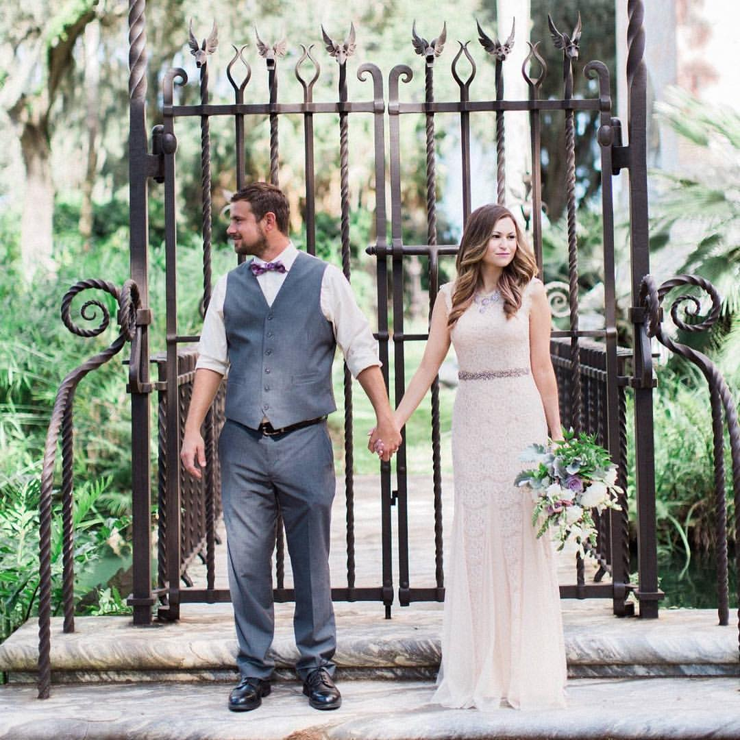 Iron Gate Wedding