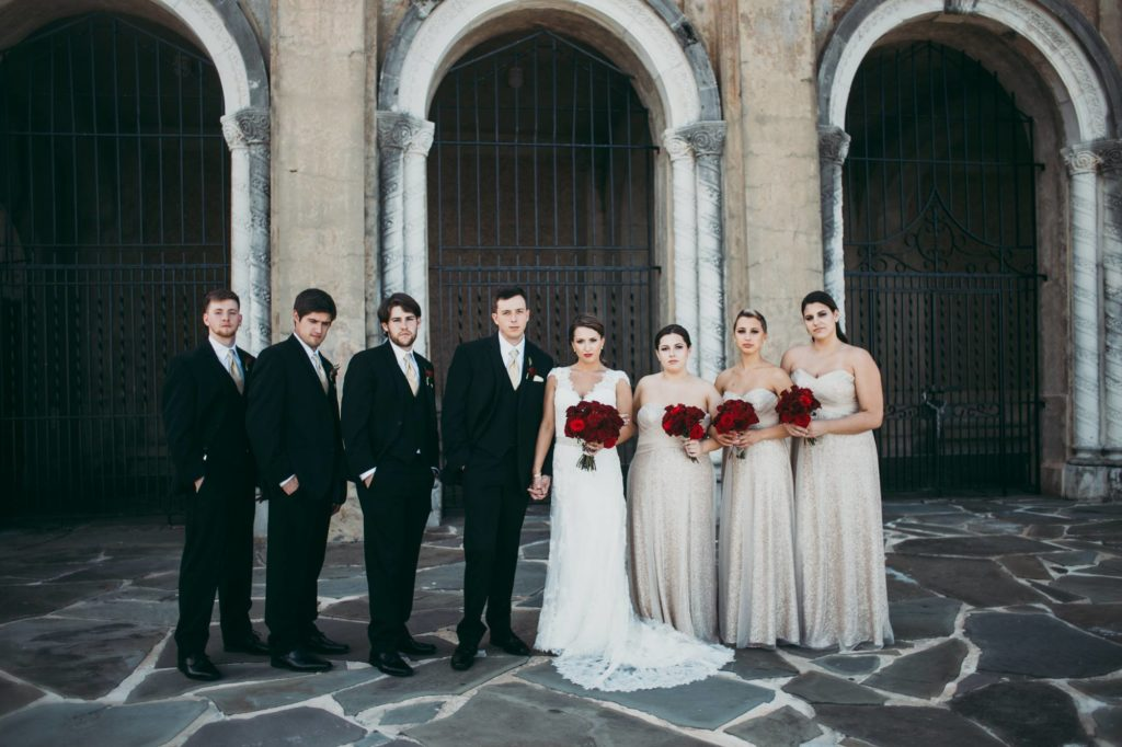 Ciana & Michael Wedding